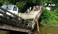 माझेरहाट फ्लाईओवर के हादसे के बाद पश्चिम बंगाल में एक और पुल हुआ ध्वस्त