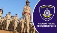 Gujarat Police Recruitment 2018: Alert! Last date to apply for over 6000 vacancies released at  ojas.gujarat.gov.in for this post; apply now