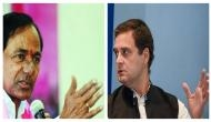 After dissolving Telangana Assembly, Chandrashekar Rao appealed people to not become slaves to Rahul Gandhi's Congress party