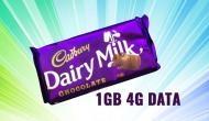 इस टेलिकॉम कंपनी ने निकाला बंपर ऑफर, 5 रुपये की चॉकलेट पर मिल रहा है इतने GB डेटा