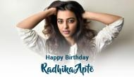 Radhika Apte Birthday: This new age 'Shabana Azmi' is not just an actress but a revolution to actresses in Bollywood