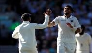 Oval Test: Indian bowlers dominate in Day 1 of Cook's final Test