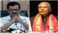 Delhi CM Arvind Kejriwal urges former BJP leader Yashwant Sinha to contest Lok Sabha elections