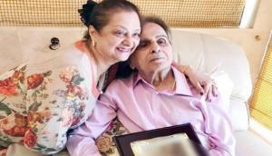 दिलीप कुमार की सेहत के बारे में पत्नी सायरा बानो ने दी ये बड़ी जानकारी