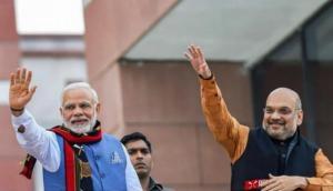 Sankalp Patra: PM Modi, Amit Shah to release BJP's manifesto for LS Polls 2019 today