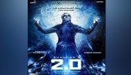 Akshay Kumar treats fans with fresh poster of sci-fi film '2.0'