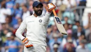 IND Vs WI: जडेजा ने जड़ा करियर का पहला टेस्ट शतक, भारत ने 649/9 पर घोषित की पहली पारी