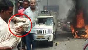 Bharat Bandh: 2-year-old girl dies in Bihar on way to hospital after vehicle struck in blockade; Protests turns violent across India