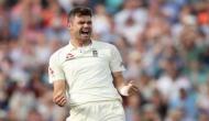Cricket fraternity hails James Anderson's historic achievement