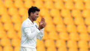 पहले अर्धशतक फिर गेंदबाजी से कहर ढा कर कुलदीप यादव ने टीम को दिलाई जीत