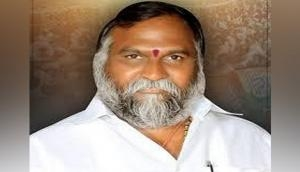 Former Congress MLA Jagga Reddy arrested under the charges of forgery, human trafficking
