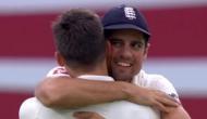 विदाई टेस्ट में मैन ऑफ द मैच अवॉर्ड जीतने के बाद एलिस्टर कुक हुए भावुक, इंग्लैंड के लिए कही ये बात