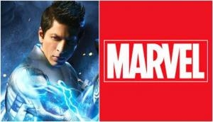 Marvel confirms presence of Shah Rukh Khan if they made any film in India