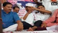 गुजरात: पाटीदार नेता हार्दिक पटेल ने 18 दिन बाद तोड़ा अनशन