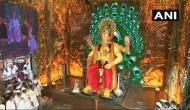 580 kg laddu reaches Hyderabad for Lord Ganesha