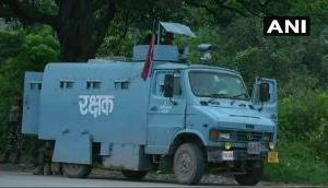 Terrorist Hideout unearthed in Kashmir's Shopian district