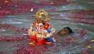 KDMC drive: Immerse Ganesh idols in truck-mounted water tanks