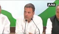 Rahul Gandhi slams Modi government and says, 'govt is lying on Vijay Mallya case