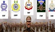 CISF, CRPF, BSF, SSB कांस्टेबल के 50 हजार पदों के लिए अब 30 सितंबर तक करें आवेदन