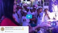 OMG! Bharat actress Katrina Kaif brutally trolled for performing Ganesh aarti in a wrong style at Salman Khan's house; see viral video