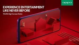 Oppo F9 इन नए फीचर्स के साथ भारत में हुआ लॉन्च, इस दिन होगी पहली बिक्री