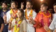 दिल्ली युनिवर्सिटी के छात्रसंघ चुनाव में ABVP का बजा डंका, NSUI को मिली मात
