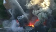 अमेरिका के बोस्टन में ताबड़तोड़ 70 धमाके, खाली कराया गया इलाका