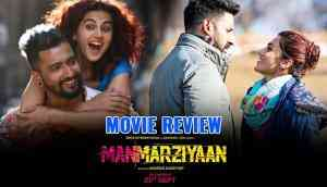 Manmarziyaan Movie Review: Looking for a difference between 'Fyaar' and 'Pyaar?' Abhishek Bachchan, Taapsee Pannu and Vicky Kaushal starrer has an answer