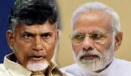 Andhra CM Chandrababu Naidu: PM Modi, KCR conspiring against TDP