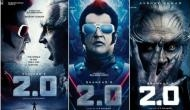 2.0 Box Office Collection Day 3: '2.0' ने तीसरे दिन किया बड़ा धमाका, कई रिकॉर्ड्स तोड़कर निकली सबसे आगे