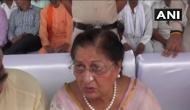 रेवाड़ी रेप केस: BJP विधायक बोलीं- बेरोजगारी के चलते युवा करते हैं रेप