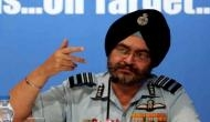 Abhinandan meets Air Force Chief BS Dhanoa, briefs him about Pak detention