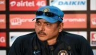 Shocking! Coach Ravi Shastri says India won't play the World Cup in England