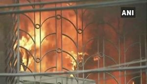 Chhattisgarh: Man, his 2 kids killed in fire, wife & mother injured