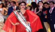 Pain that won her Aditi Singh Mrs India Earth 2018 Title