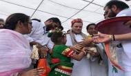 मध्यप्रदेश: कांग्रेस अध्यक्ष राहुल गांधी ने शिवभक्ति के साथ शुरू की संकल्प यात्रा