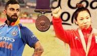 राजीव गांधी खेल रत्न अवार्ड: विराट कोहली को वेटलिफ्टर मीराबाई चानू के साथ मिलेगा प्रतिष्ठित पुरस्कार- सूत्र