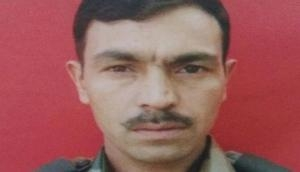 Indian Army pays tribute to soldier shot dead in Jammu and Kashmir's Kulgam