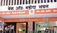 मर्जर की घोषणा के बाद बैंक ऑफ बड़ौदा के शेयरों में आयी बड़ी गिरावट