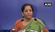 निर्मला सीतारमण को 18 दिन पहले दिया था बड़ा सा बुके, अब छिन गई इस अधिकारी की नौकरी