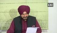 'पाकिस्तान के नए एजेंट हैं नवजोत सिंह सिद्धू, इमरान खान कर रहे हैं कठपुतली की तरह इस्तेमाल'