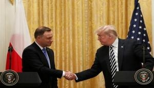 Poland proposes 'Fort Trump' for US military base