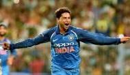 Kuldeep Yadav, Adam Zampa vault into top five in T20I rankings