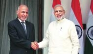 PM Modi holds talks with Afghan President Ghani