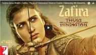 Thugs of Hindostan: Check out Fatima Sana Shaikh's fiery and stunning warrior look revealed by Aamir Khan