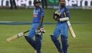 Dinesh Karthik is not thinking about his prospects in the ICC World Cup 2019