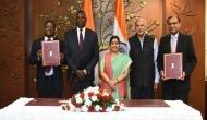 MoU signed for establishing Mahatma Gandhi Convention Centre in Niamey's Niger