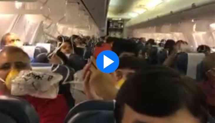 Jet Airways passengers suffer nose, ear bleeding due to cabin pressure