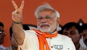 Prime Minister Narendra Modi launches Ayushman Bharat scheme in Ranchi