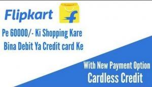 Flipkart से बिना पैसों के करें 60,000 तक की शॉपिंग! ऐसे उठाएं नई स्कीम का लाभ